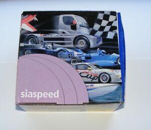 Sia-Ceramic-Velcro-DA-Sander-Discs-7-Hole-150mm-Siaspeed-240-Box-100-1950-2552