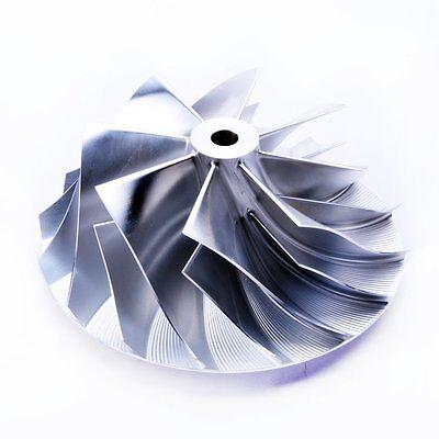 60mm 465CFM TRITDT Turbo Compressor Wheel Fit IHI RHF5HB VF24 VF28 VF29 45.4