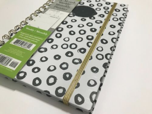 2019 AVALON 18-Month Weekly//Monthly Calendar Planner Appointment Book 6x8