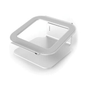 Desire2-Laptop-Stand-Adjustable-Elevator-Riser-Silver