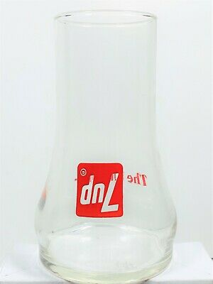 Libbey 7-UP /'The Uncola/' Upside Down Glass