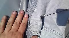 TELO-COPRIAUTO-TELATO-FELPATO-AUDI-A3-SPORTBACK-ANNO-2004-IMPERMEABILE-ZIP-GUIDA