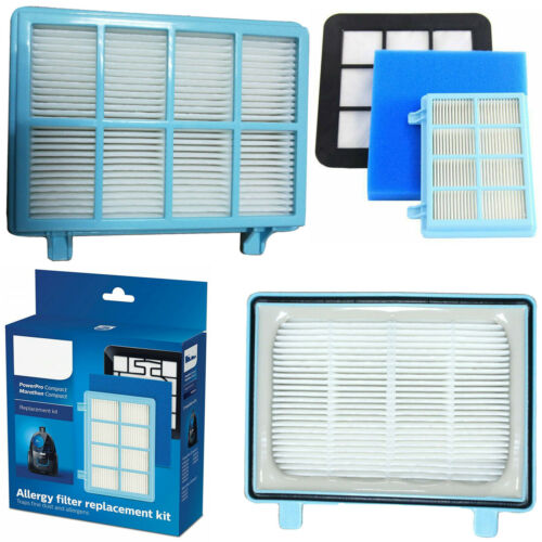 Ersatz Filters Kit für Philips FC9331//09 FC9332//09 FC8010//01 Staubsauger Zubehör