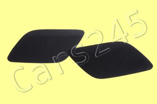 Headlight Washer Covers Caps PAIR Fits AUDI Q7 2011-2015