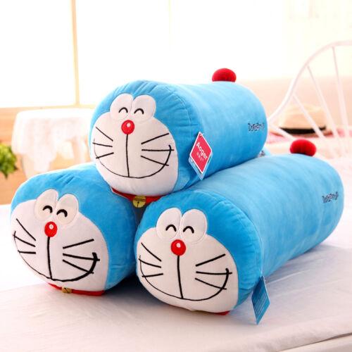 Doraemon Jingle Cat Pillow Cushions Plush Dolls Hot Japanese Anime Blue Toys New