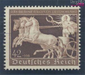 Deutsches-Reich-747-postfrisch-1940-Das-Braune-Band-Pferderennen-8193660