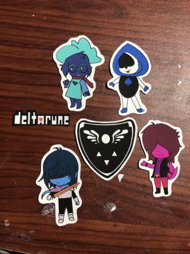 delta rune stickers