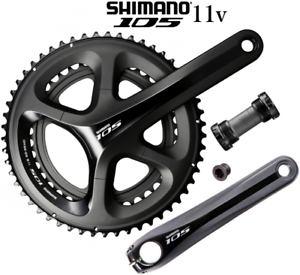 Pedalier Shimano 105 FC-5800 11Vit - 170mm 36 52