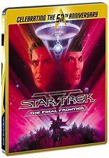 Star Trek 5 - Am Rande des Universums -  Blu-Ray  Steelbook  #NEU#