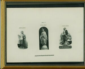"""1870'S $5 $10,$20 GREENBACK """"IMAGES OF GOD'S"""" HEATH'S COUNTERFEIT DETECTOR PROOF"""