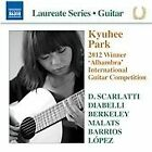 "Laureate Series, Guitar: 2012 Winner ""Alhambra"" International Guitar Competition (2013)"