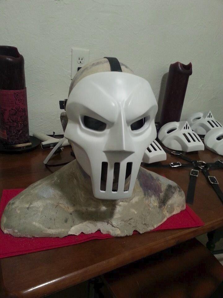 TMNT - Casey Jones Mask - Teenage Mutant Ninja Turtles - Cosplay