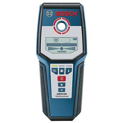Bosch GMS120 Digital Multi-Wall Scanner