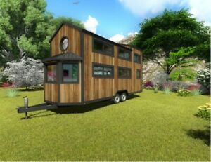 Details about Tiny House L19'.3