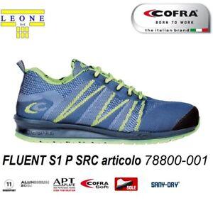 Scarpe-antinfortunistiche-Cofra-Fluent-S1-P-SRC-da-lavoro-sportive-e-leggere