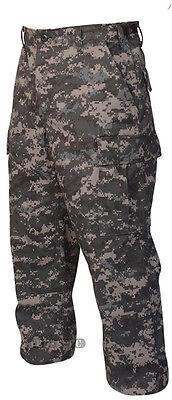FREE SHIPPING Urban Digital Camo BDU Military Uniform Pant by TRU-SPEC 1935