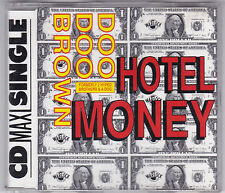 DOO DOO BROWN - HOTEL MONEY 4 TRACK MAXI CD INTERPRESS GERMANY 1993/  NEAR MINT!