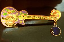 HRC Hard Rock Cafe Jakarta Christmas 2000 Dangling Guitar LE500