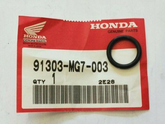 C86 91303-MG7-003 originale Honda ANELLO 13.8X2.5