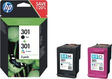 Artikelbild Hewlett Packard HP 301 Cyan/Magenta/Yellow/Black Tintenpatronen Multipack