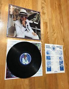 Elton-John-Greatest-Hits-1974-MCA2128-LP-Vinyl-Record-Album-VG-cover-VG