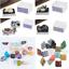 Fine-Natural-Crystal-Gemstone-Polished-Healing-Chakra-Stone-Collection-Display miniatura 2
