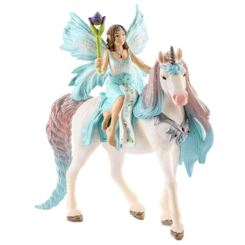Schleich Bayala Fée Elfes avec Princesse Licorne Collection Figure 70569 New