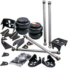 Weld On Triangulated 4 Link Suspension Kits Bars 2500 Bags Side Frame Mounts