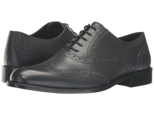 70/% OFF Mens BRUNO MAGLI Alvar Wingtip Oxford Dark Grey sz 11.5 Ret $450