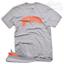 "thumbnail 1 - ""BACKWOODS"" Sneaker T Shirt to match Yeezy 350 Tail Light Tailgate V2 Yecheil"