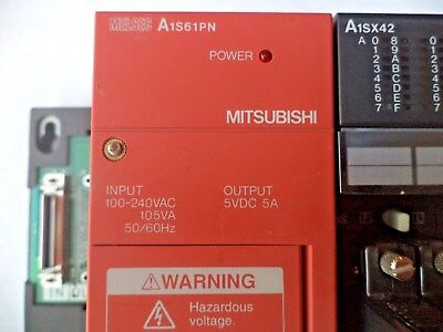 Fast Shipping MELSEC Details about  /A1S61PN  MITSUBISHI