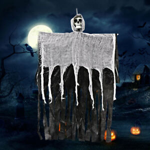 Scary-Halloween-Hanging-Ghoul-Skeleton-Figure-Haunted-House-Grim-Reaper-Props