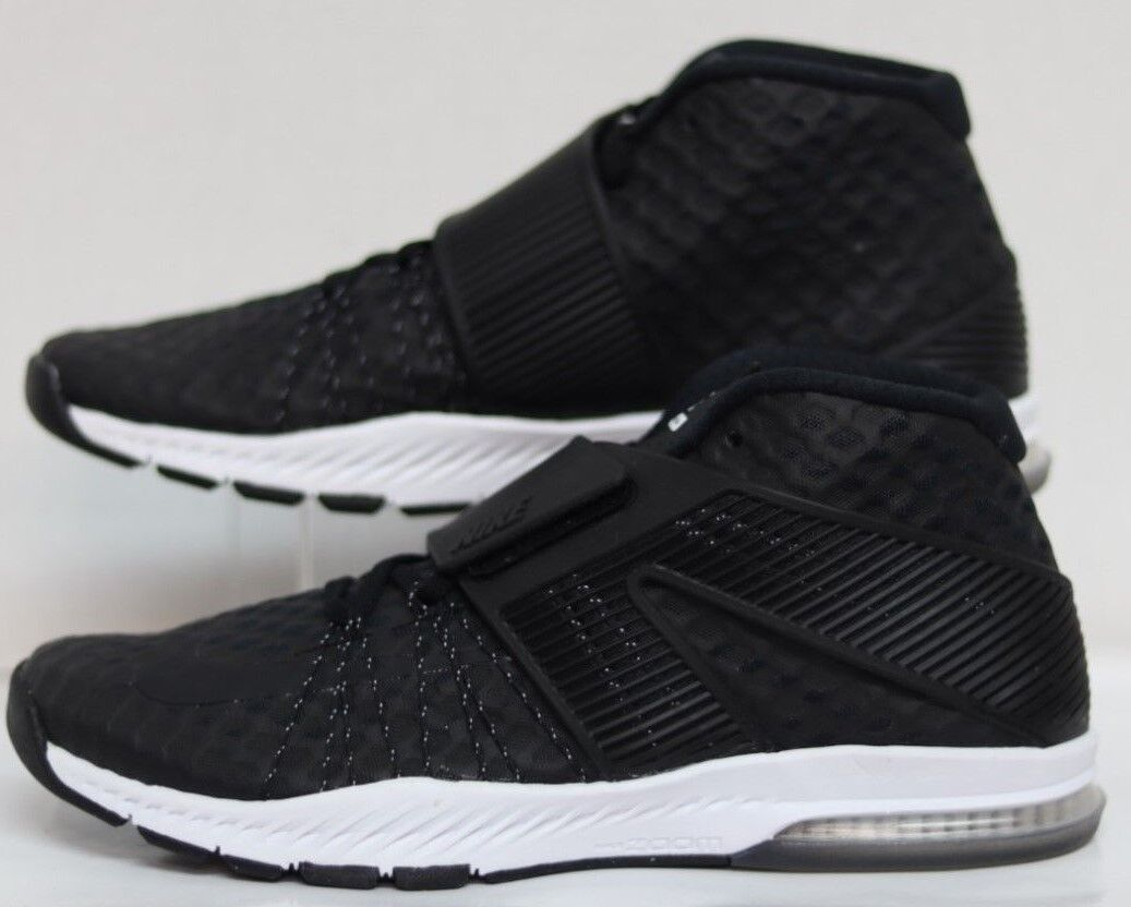Nike Zoom Train Toranada Black Black-White 835657-001 Men Size's
