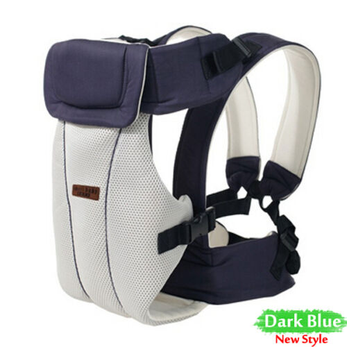 Newborn Infant Baby Carrier Breathable Ergonomic Wrap Sling Backpack 2016 Update