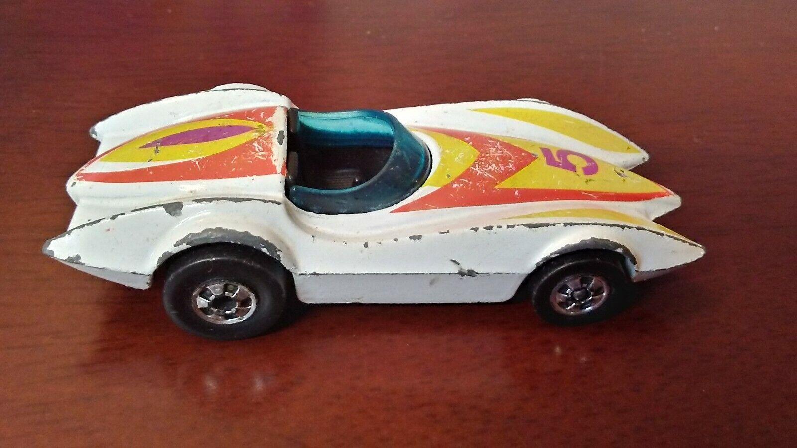 prezzi più bassi Caliente Ruedas Ruedas Ruedas Second Wind Racer 1976  spedizione e scambi gratuiti.