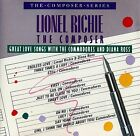 LIONEL RICHIE THE COMPOSER - GREAT LOVE SONGS WITH THE COMMODORES & DIANA ROSS