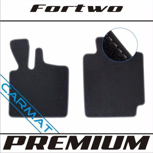 SMART FORTWO ANNO 2007-Premium Tappetini Tappeti auto