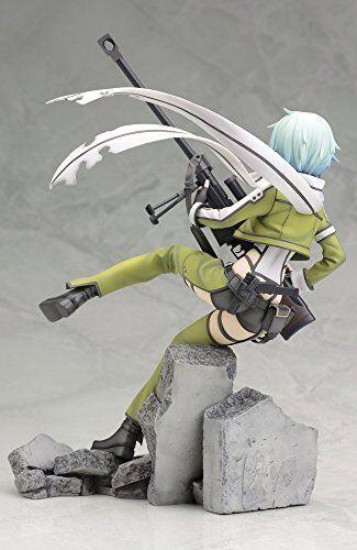 "kb04c Kotobukiya Sinon Phantom Bullet /""Sword Art Online Ii/"" Ani Statue"