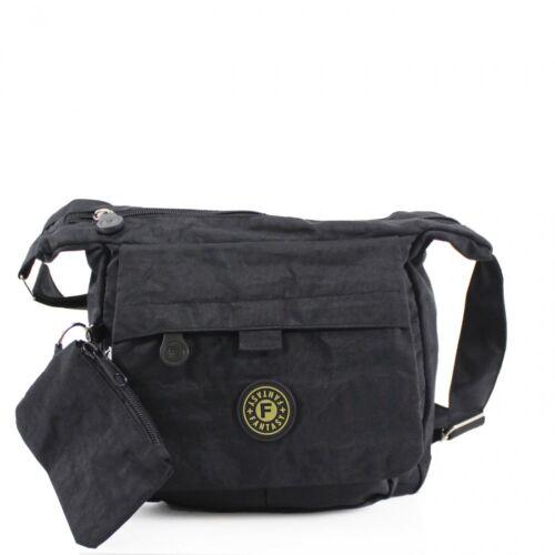 Ladies Crossbody Bag With Coin Purse Womens Messenger Shoulder Bag Waterproof