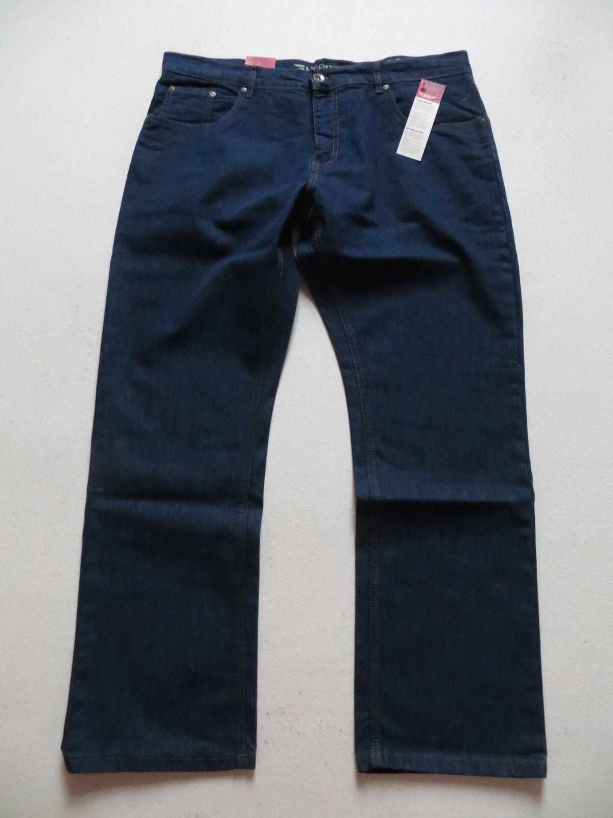 HERO Medoox BIG PHOENIX Stretch Jeans Hose W 42  L 34, NEU   Dark Indigo Denim