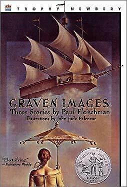 Graven Images by Fleischman, Paul