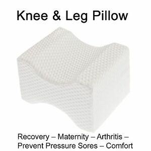 itm sleeping leg is image back pain relief s for knee pillow foam support bed cushion loading memory ease