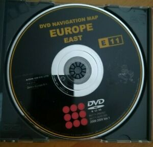 TOYOTA-LEXUS-Navigation-DVD-ITALIA-ALPEN-EUROPE-EAST-2009-TNS-600-TNS-700