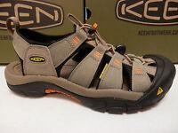 Keen Mens Sandals Newport H2 Brindle Sunset Size 9