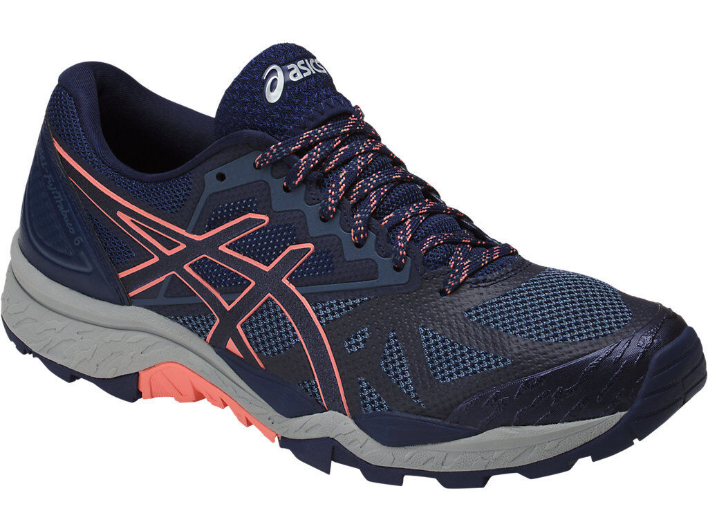 NEW Asics Gel Fuji Trabuco 6 Femme Trail Runner (B) (4906)