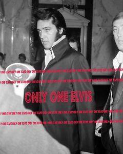 1970-ELVIS-PRESLEY-8x10-Photo-Caesar-039-s-Palace-Las-Vegas-Nevada-CANDID-2