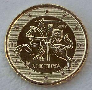 10 Euro Cent Litauen 2017 unz