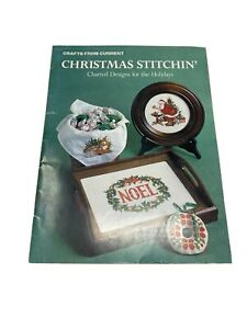 Christmas-Stitchin-Charted-Designs-for-the-holidays-Crafts-from-Current-Ornament