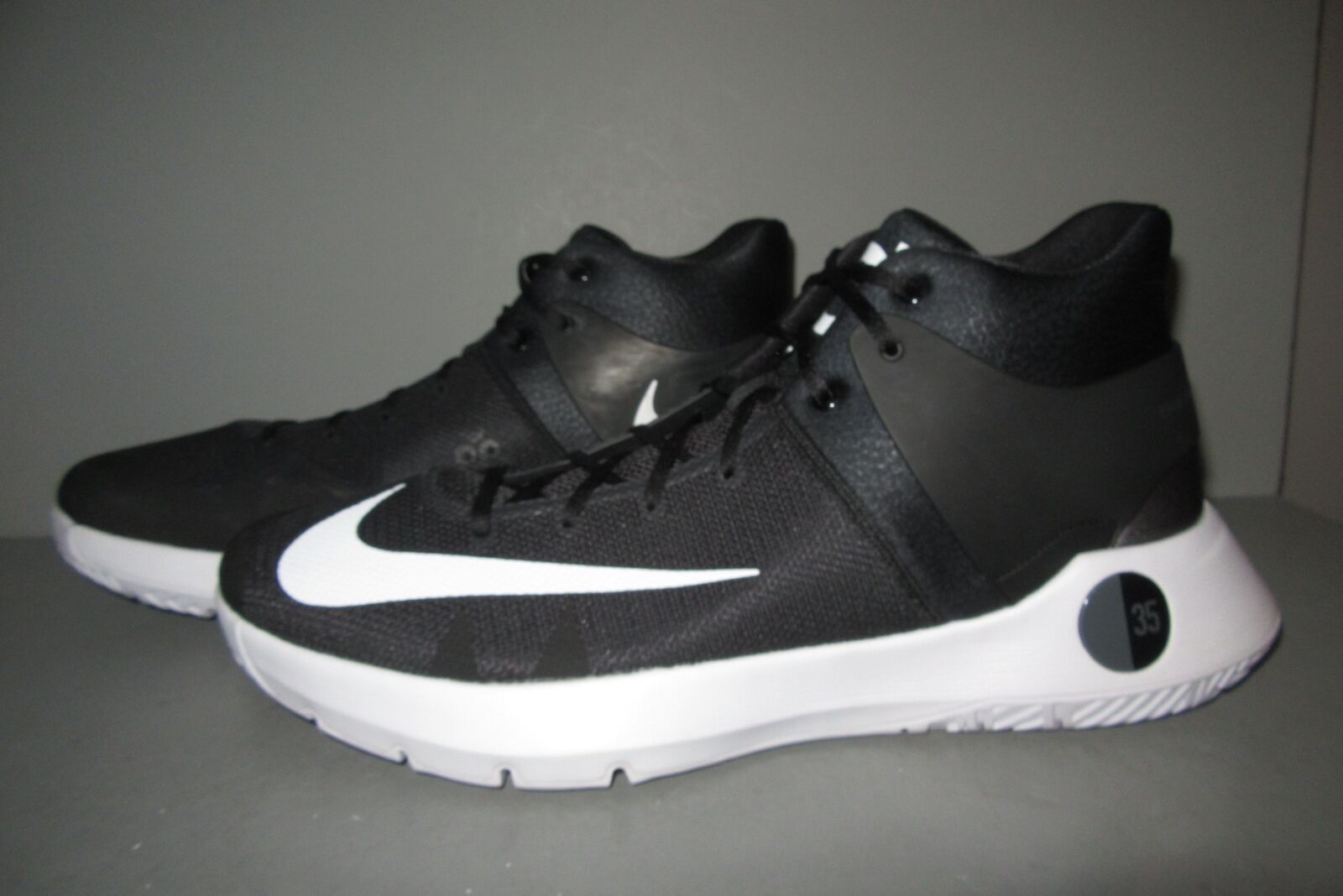 new style d49a7 42ac8 NIKE KD TREY 5 IV - MEN S Size Size Size 18 Kevin Durant Black White Dark