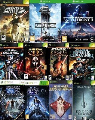 Star Wars Xbox One rétrocompatibilité Comme neuf livraison rapide | eBay